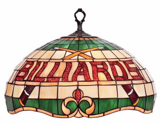 lampe tiffany billiards lampes de tables de billard et jeu palason. Black Bedroom Furniture Sets. Home Design Ideas