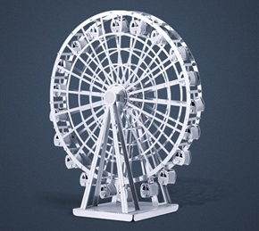 Poker term steel wheel