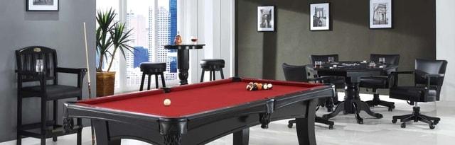 Tables de billard, meubles de jardin et accessoires | Palason
