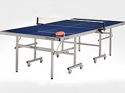 Ping pong tables and other games for the family