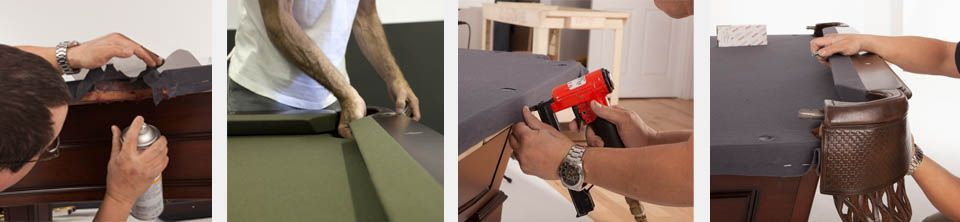 Pool Table Cloth Change Installation Repair And Billiard