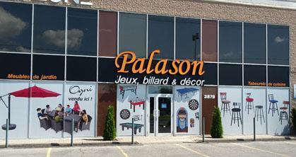 Palason • St-Hubert