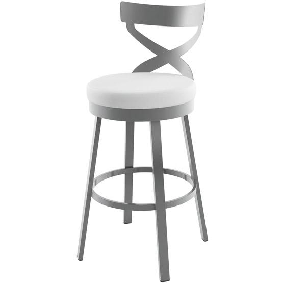 Lincoln kitchen island stool by Amisco