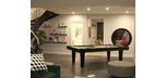 Table de billard noire moderne Majestic Charente