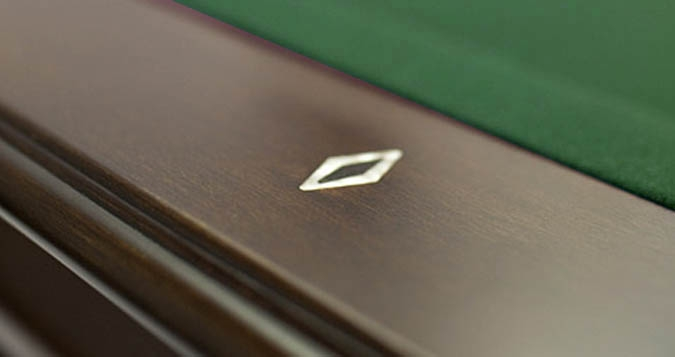 Table billard Majestic Frontenac au fini noyer