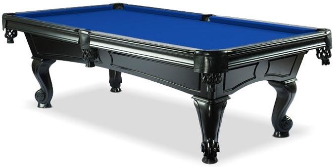 Majestic Amboise black pool table