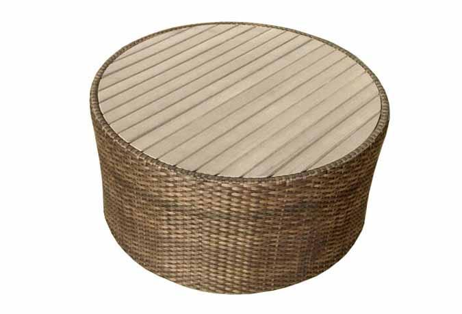 espresso modway rattan outdoor table dp wicker ac patio coffee convene in