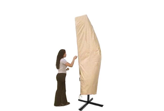 Housse de parasol de jardin 8, 9 ou 10 pieds