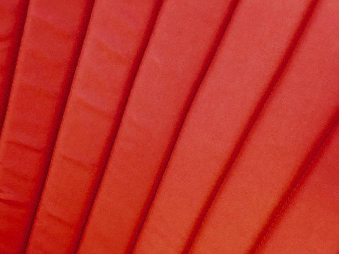 Coussin de chaise Adirondack rouge