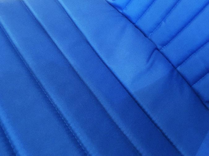 Coussin de chaise Adirondack bleu