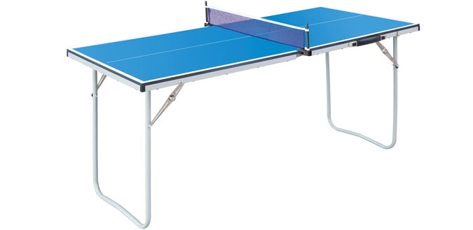 Ace Junior Compact Foldable Portable Ping Pong Table
