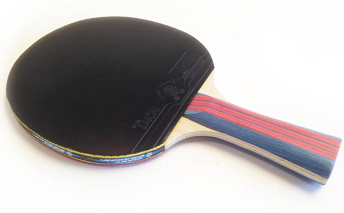 Taichi ping pong paddle for advanced users