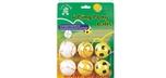 Balle de ping pong de style ballons sportifs soccer, basketball et baseball