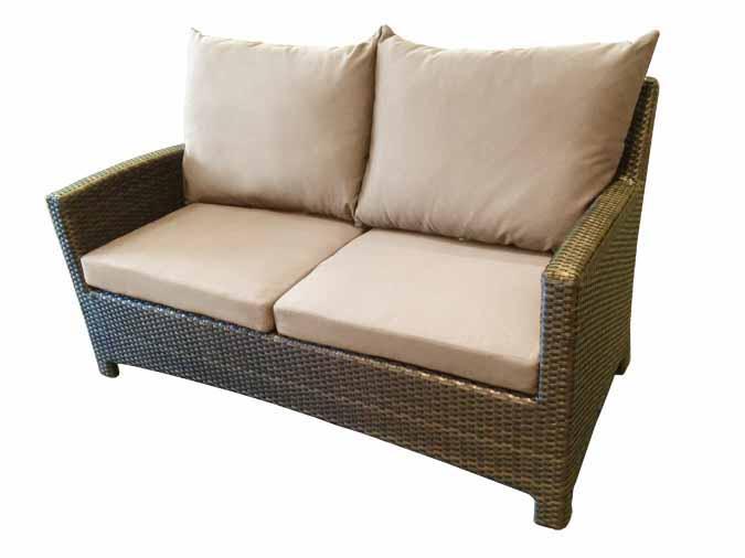 Ogni Comfort outdoor sofa, table and chair set