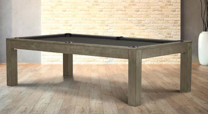 Legacy Baylor Modern Condo Apartment Style Pool Table - Ella pool table