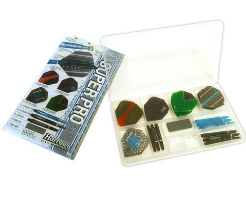 SuperPro dart accessories kit by Harrow
