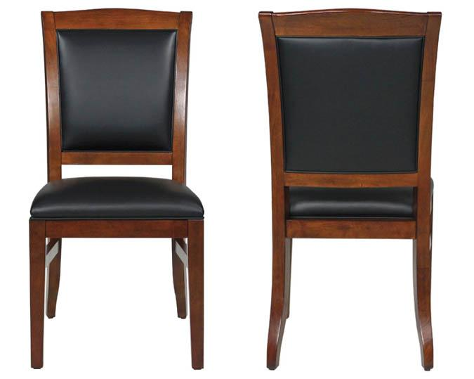Heritage port finish dining or game table chair