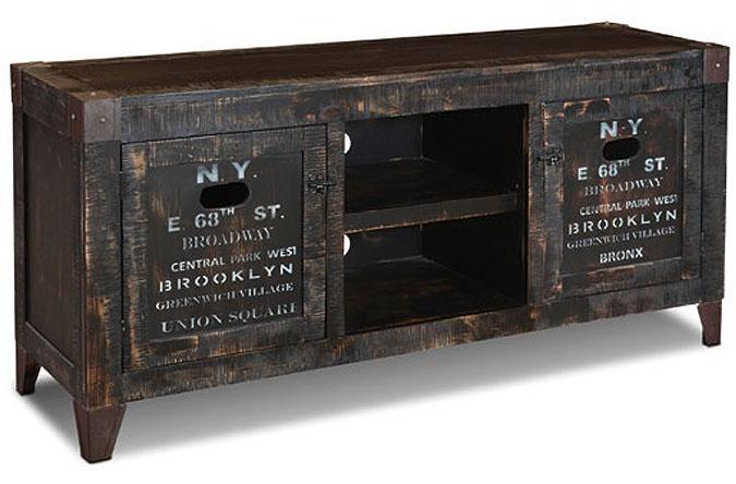 Graffiti Game Console Furniture Unit Or Tv Stand