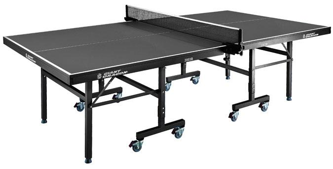 ACE 7 Black ping pong table