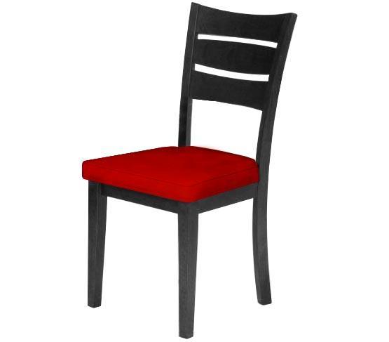 Chaise En Bois Massif Pour Table Poker Arseno