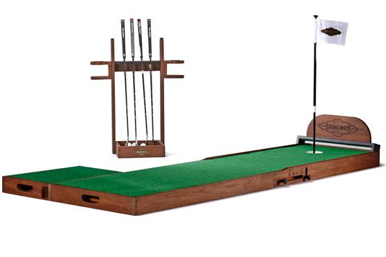 Jeu de pratique Golf putting Brunswick Ross