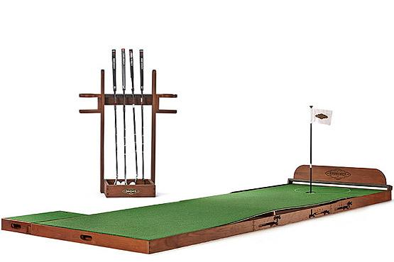 Jeu de pratique Golf putting Brunswick MacDonald