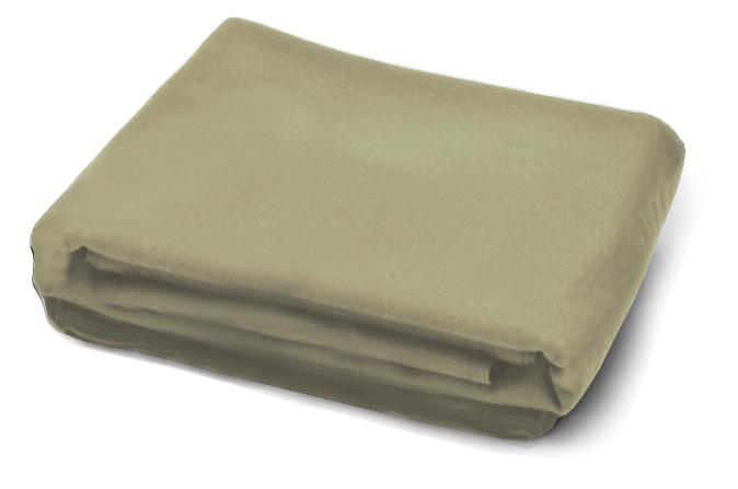 Steel grey 4 x 8 pool table replacement cloth felt fabric