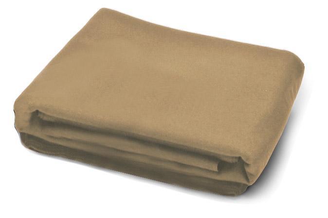 Khaki beige 4 x 8 pool table replacement cloth felt fabric