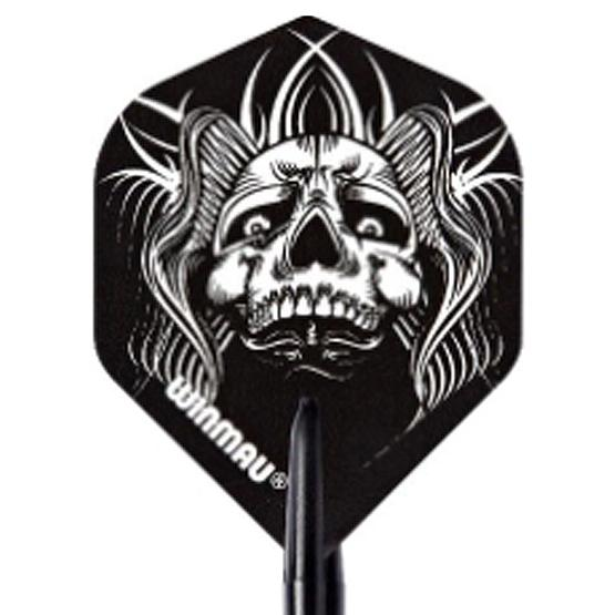 Winmau Apocalypse black Brass dart set
