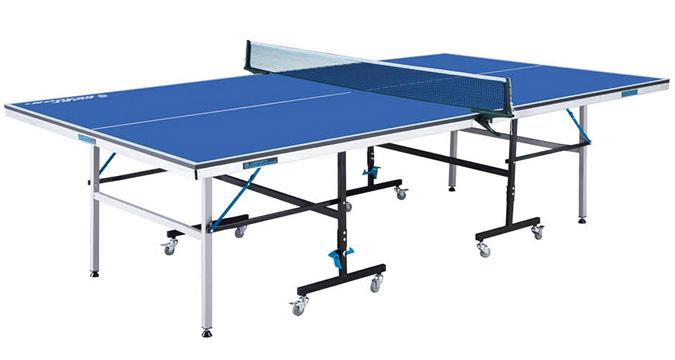 ACE 4 ping pong table tennis with blue surface