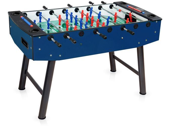Table babyfoot soccer niveau professionnel Palason Action Bleu