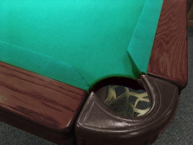 Table de billard Palason Deluxe format compétition 9 pieds