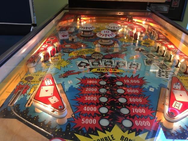 Bally Hi Deal vintage arcade pinball machine from 1975