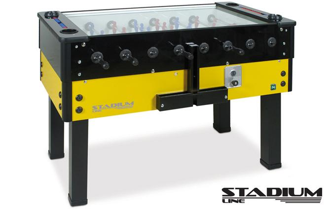 Longoni Stadium commerical coin operated soccer table