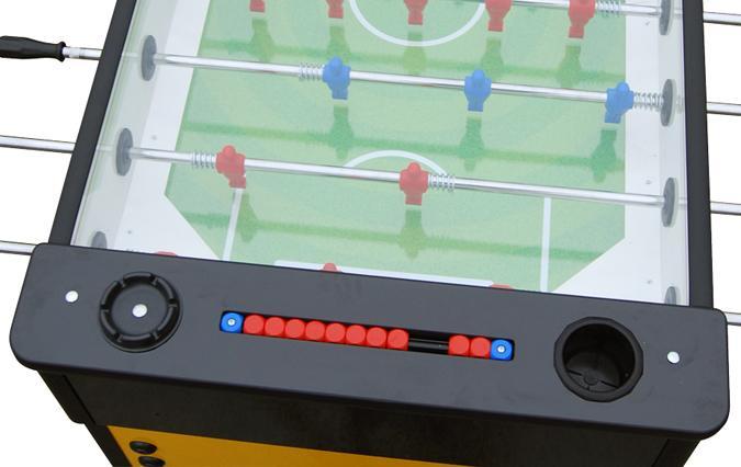 Table de soccer babyfoot Longoni Stadium commerciale