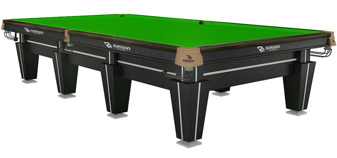 Table de snooker au calibre compétition professionnelle