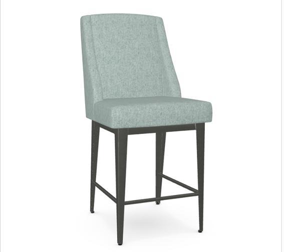 Amisco Bridget kitchen stool with fixed seat