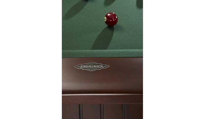 Table de billard moderne Brunswick Henderson 8 pieds