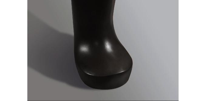 Table de billard Joliette 8 pieds avec pattes Reine Anne