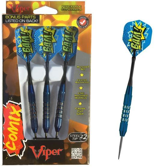 Ensemble de 3 dards Viper BAM! 22g chacun