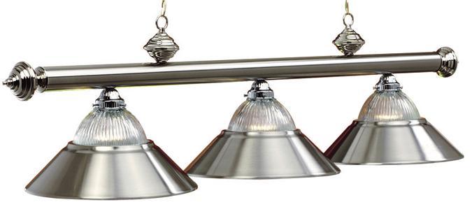 Lampe combo verre et m tal lampes de tables de billard et jeu palason - Lampe pour table de billard ...