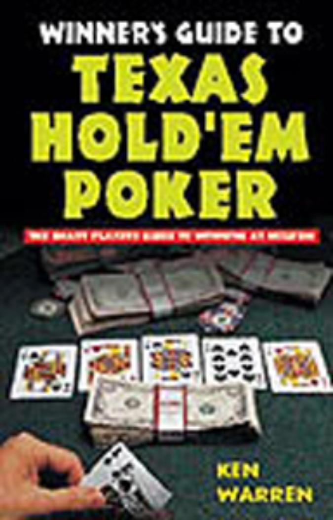 Livre - Winner's Guide to Texas Hold'em Poker