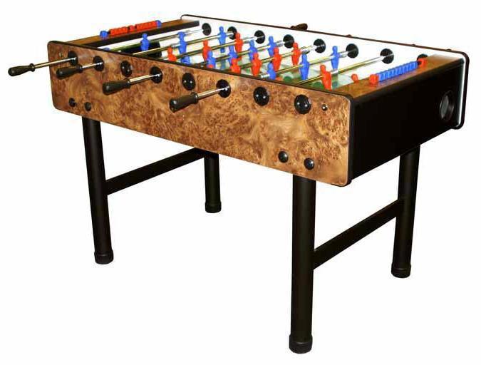 Table de babyfoot soccer Longoni Bomber