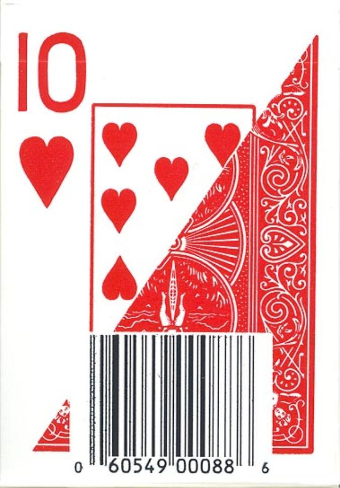 Jeu de cartes Bicycle Jumbo