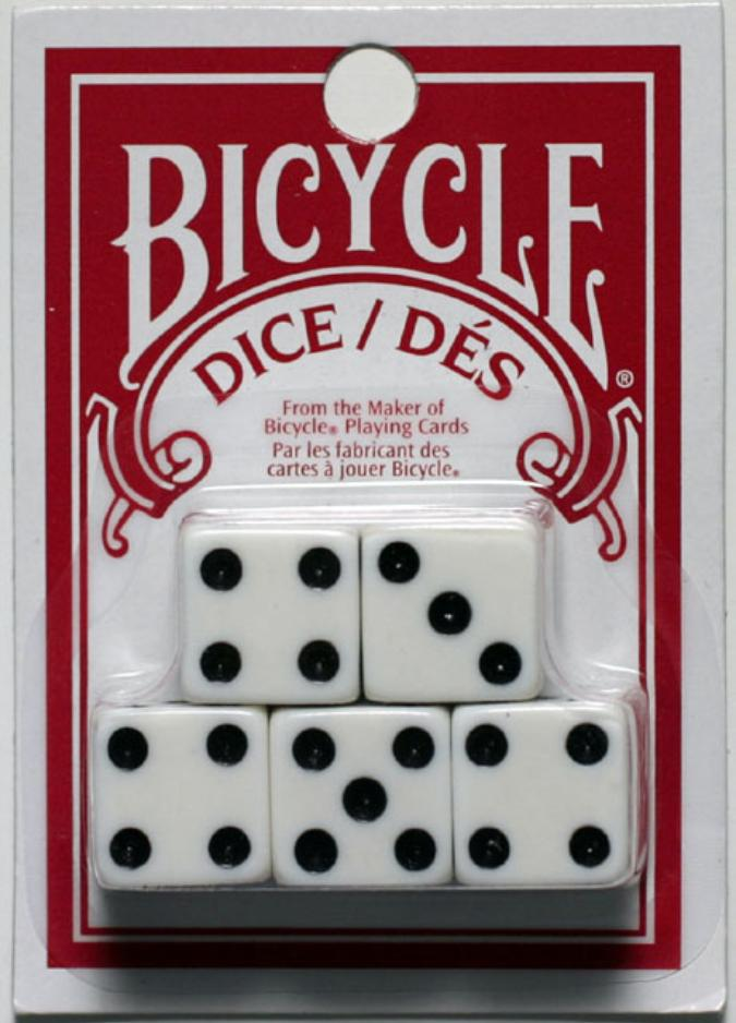 Bicycle brand Dice
