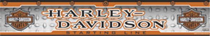 Dart throw line Harley Davidson