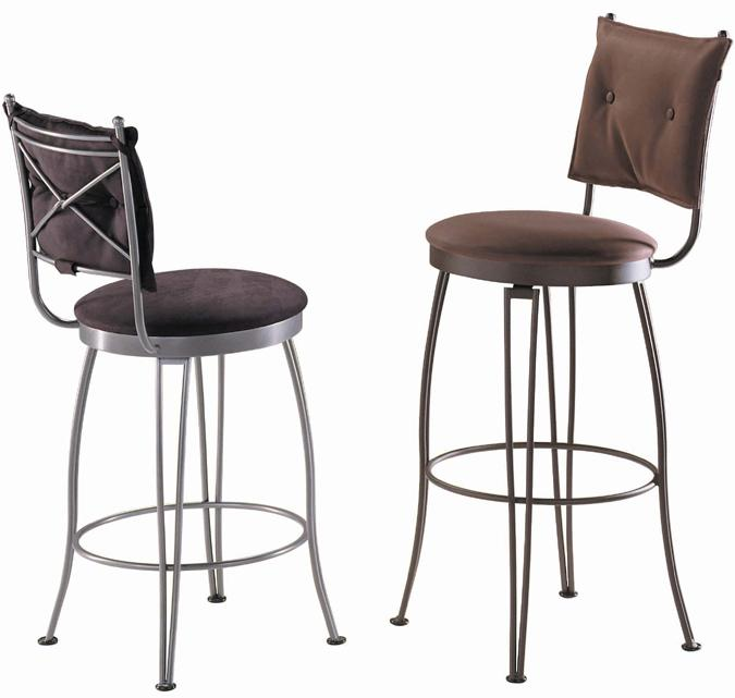 tabouret trica bill i pivotant pour cuisine ou bar. Black Bedroom Furniture Sets. Home Design Ideas
