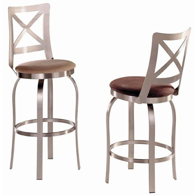 Château Swivel stool for kitchen or bar
