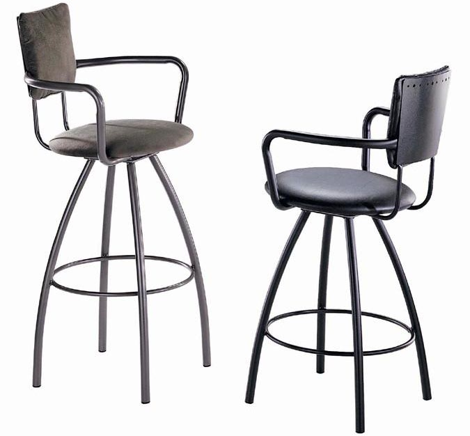 tabouret de bar moderne trica zip palason. Black Bedroom Furniture Sets. Home Design Ideas