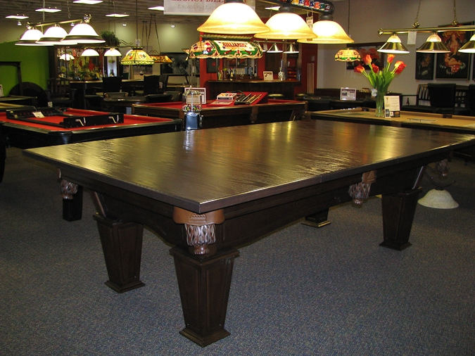 Nice Palason Dining / Conference Table Top For Pool Table